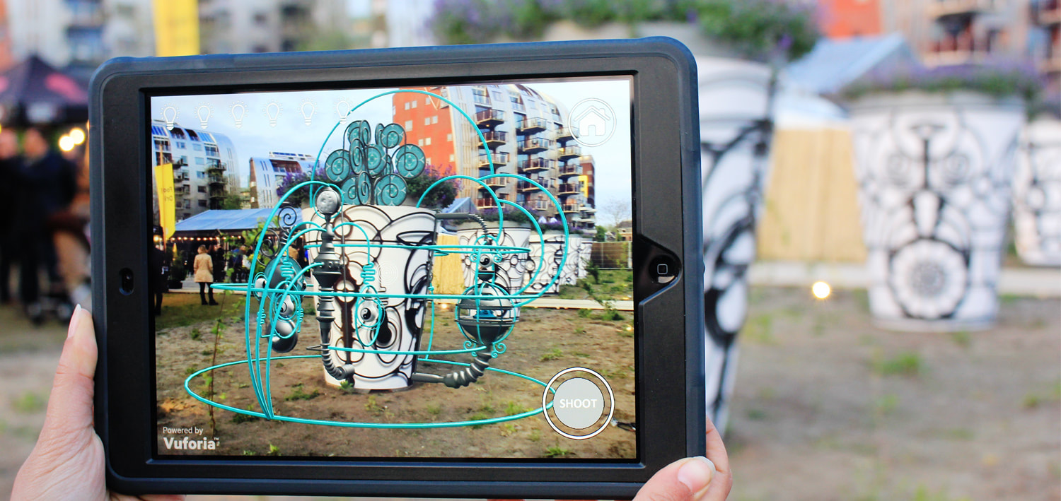 Augmented Reality for architecture
