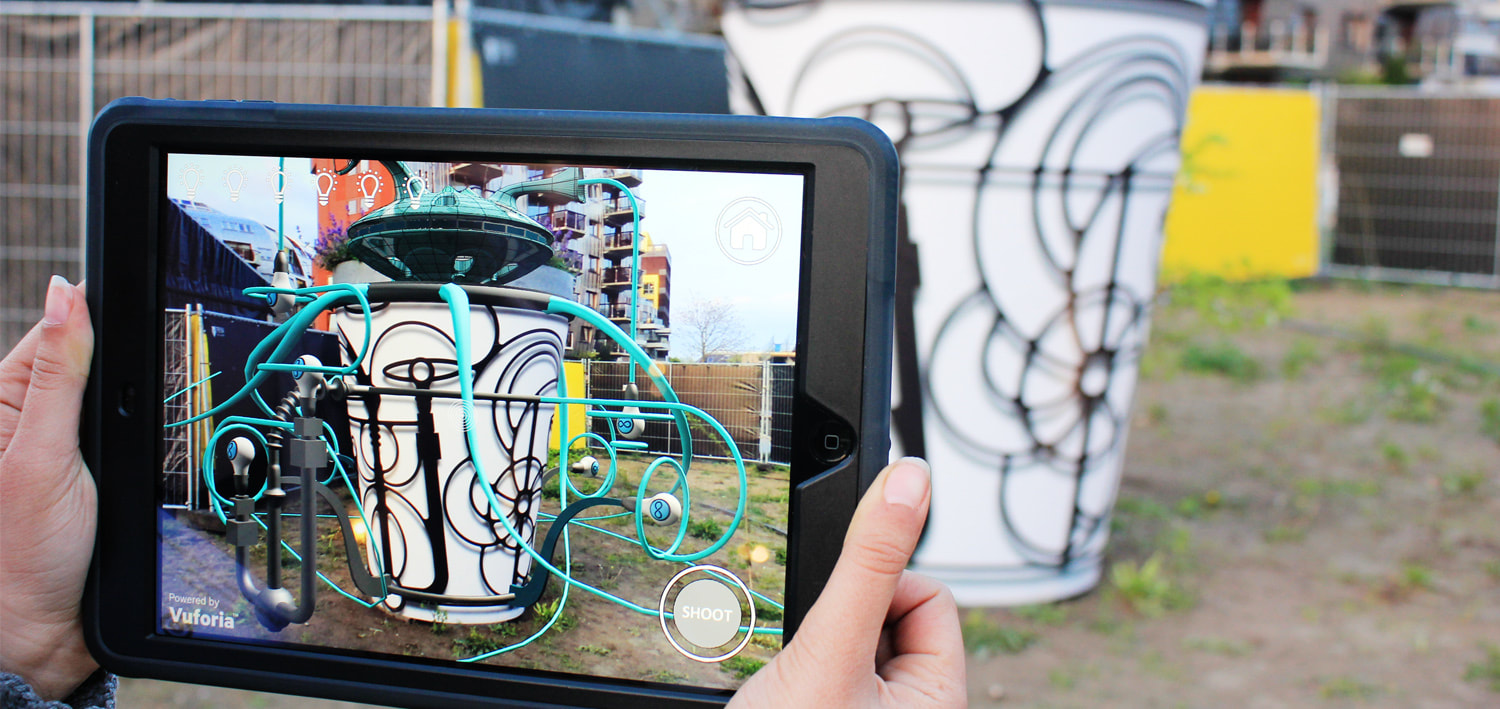 Augmented Reality for application